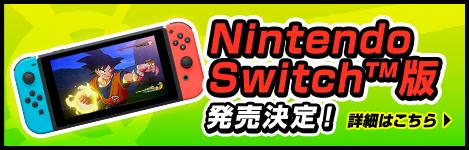 Nintendo Switch版発売決定!
